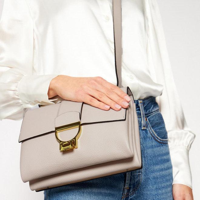 Arlettis Handbag  Medium - Beige