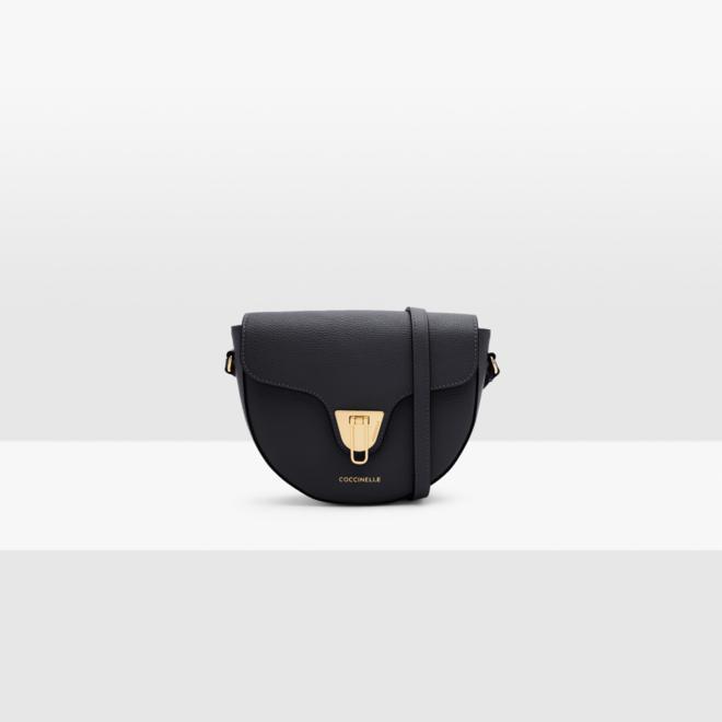 Beat Saddle Mini Soft Bag - Black