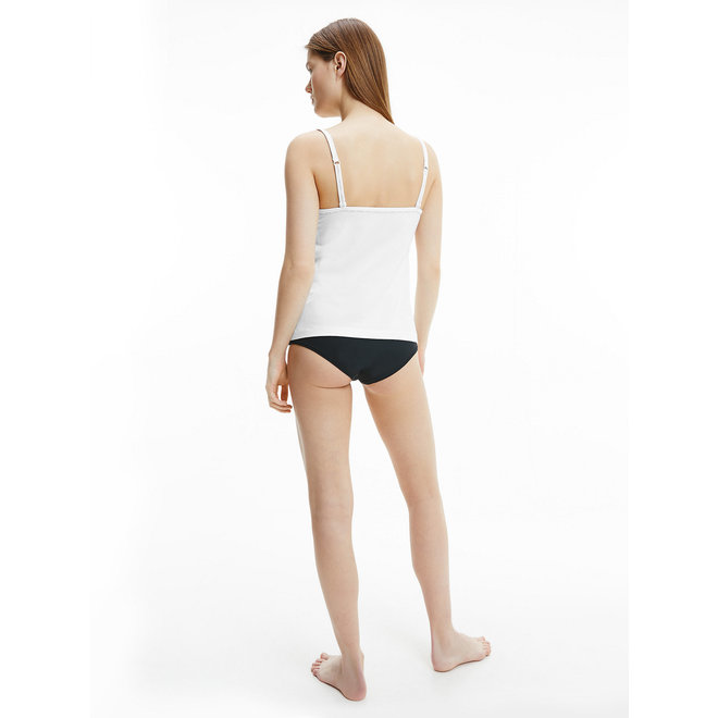 2 Pack Cami Pyjama Tops - CK ONE - White