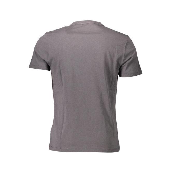 Short Sleeve T-Shirt Sallar - Dark grey