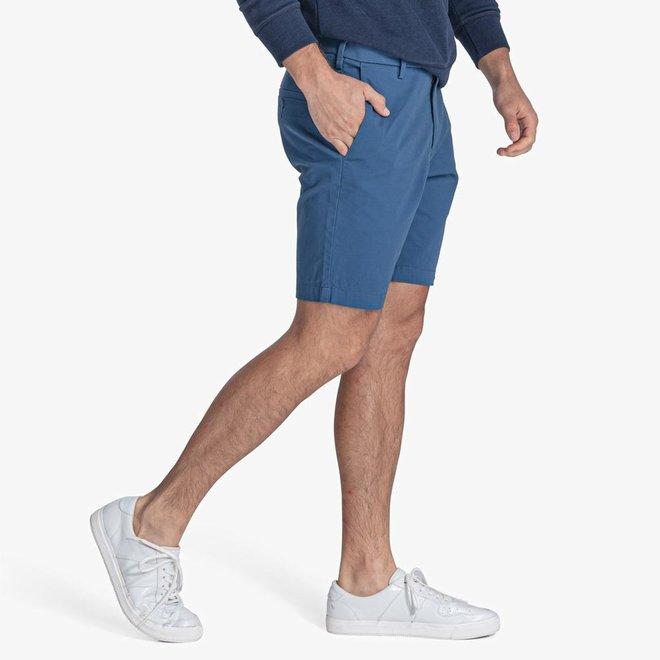 Supreme Flex Modern Chino Shorts - Ensign Blue
