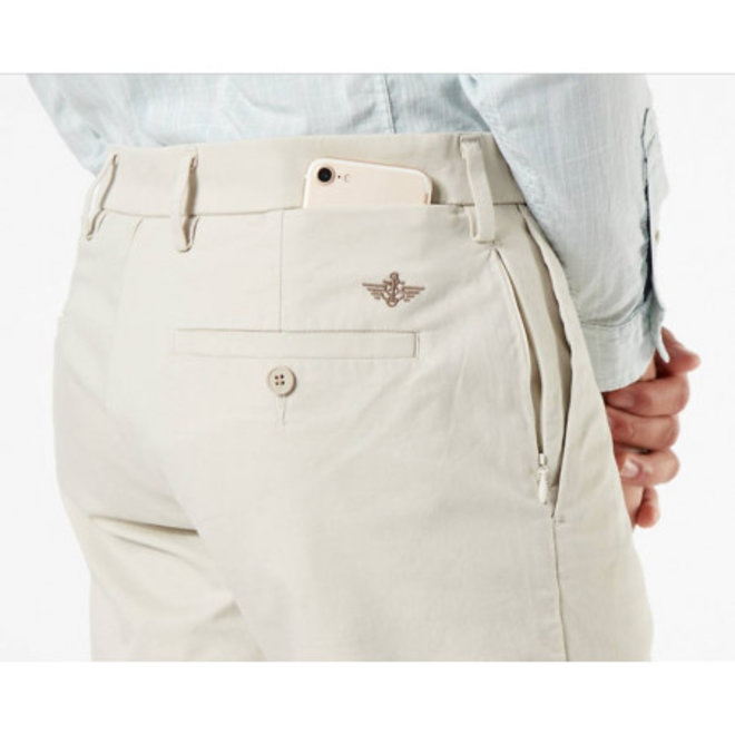Supreme Flex Modern Chino Shorts - Wet Sand