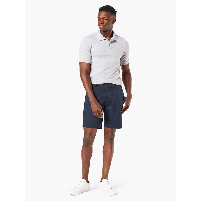 Supreme Flex Modern Chino Shorts - Navy