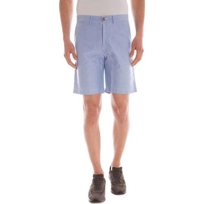 Bermuda Shorts Men - Light Blue