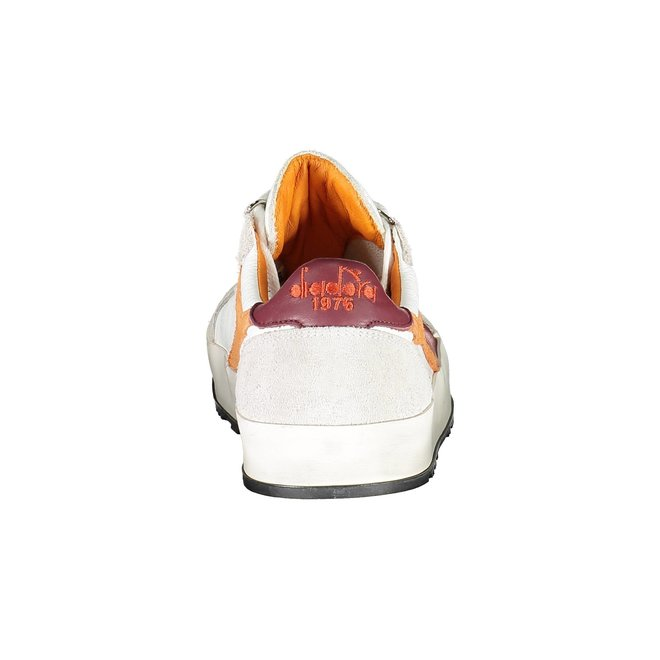 B. Original H Leather Dirty - White/Red
