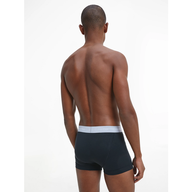 3-pack boxers - cotton stretch - b-jade sea/sky high/sleek silver