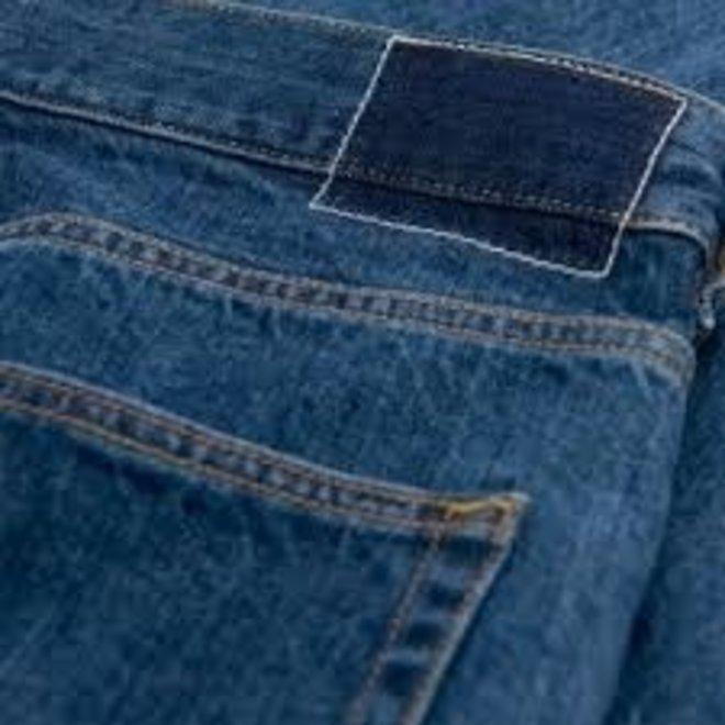 Selvedge Jim Jeans -  Mid light blue