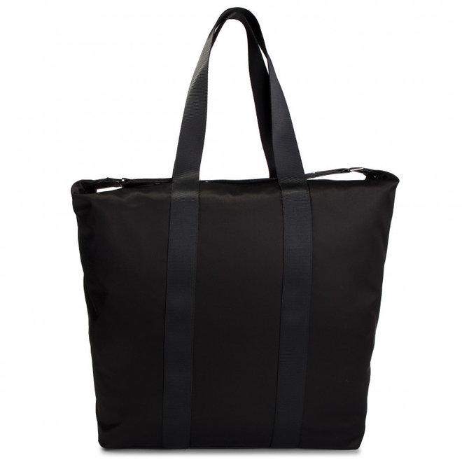 Soft Line Shoulder bag - Black