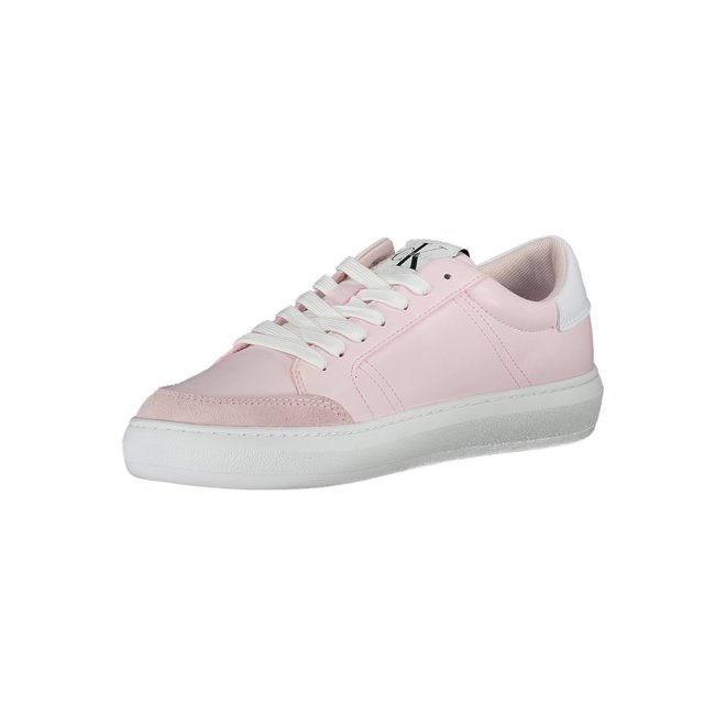 Women Trainers - Pearly Pink