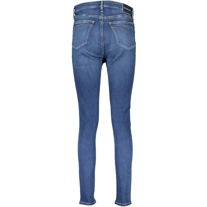 Women High Rise Skinny Jeans