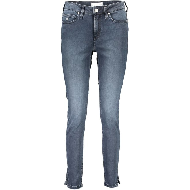 Women Mid Rise Skinny Jeans