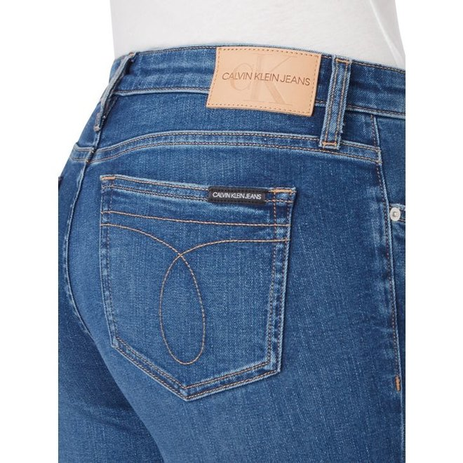 Jeans CKJ 021 Mid Rise Slim Women