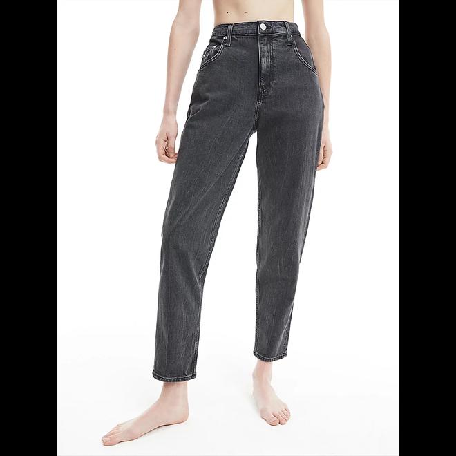 Black Women Mom Denim Jeans