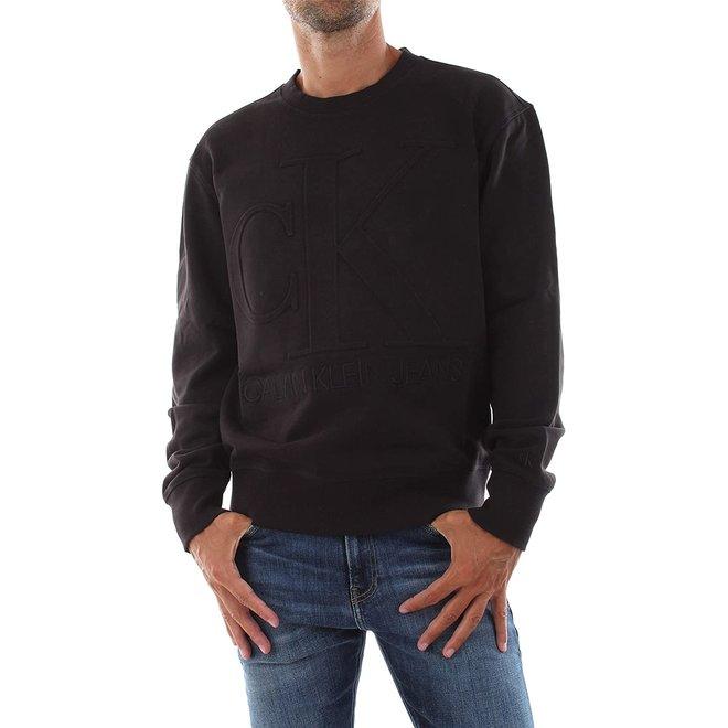 Black Crewneck Sweatshirt Men