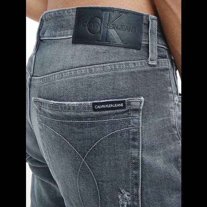 Slim tapered jeans - Denim Grey