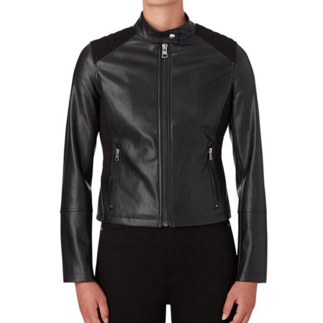 CK Faux Leather jacket Women