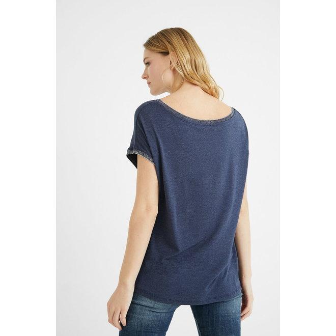 T-shirt mandala studs Women