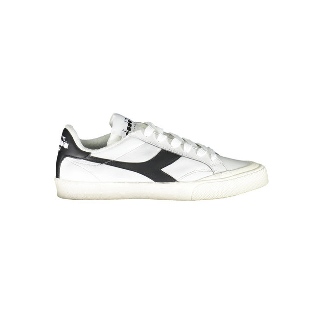 Melody Leather Sneakers Women - White/Black