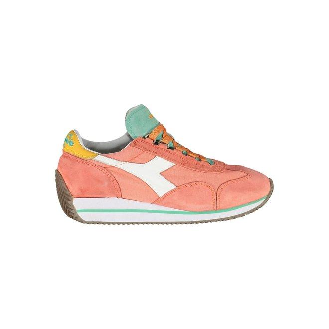 Equipe W SW HH Heritage Sneakers Women - Orange/Mint/Yellow