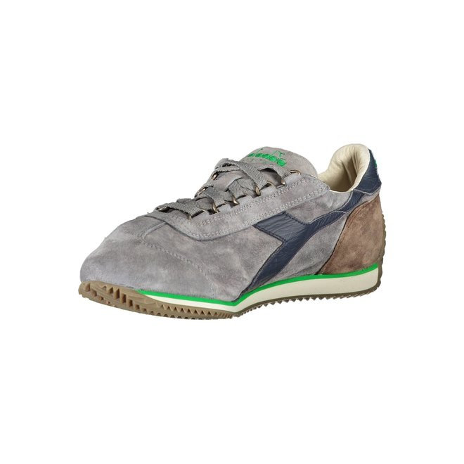 Equipe S. SW Heritage Sneakers Women - Brown/Grey/Blue