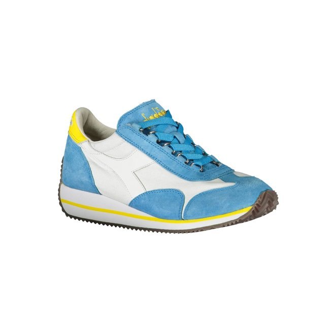Equipe W SW HH Heritage Sneakers Women - Blue/White/Yellow
