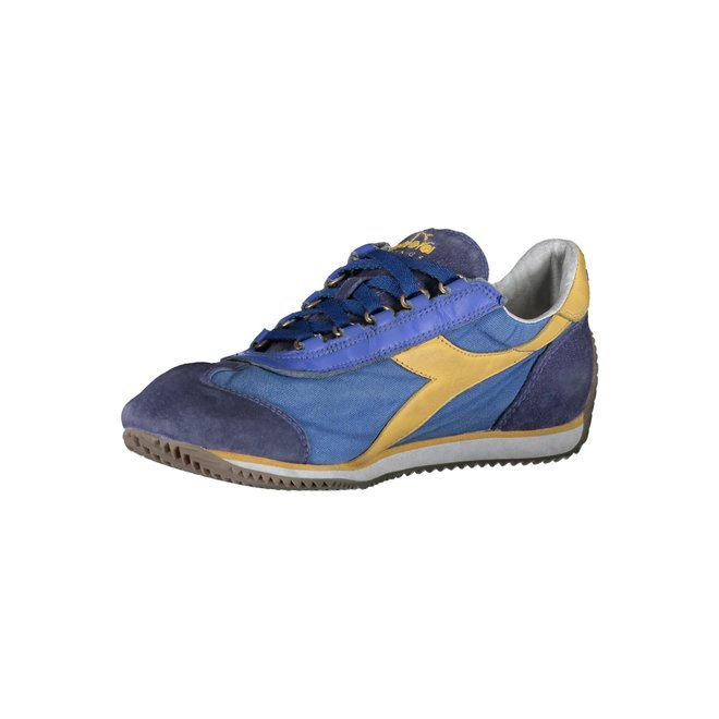 Camaro Sneakers Women  - Blue/yellow