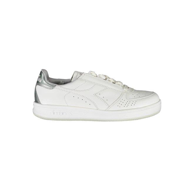 B. Elite Liquid Shoes Women - White/Silver