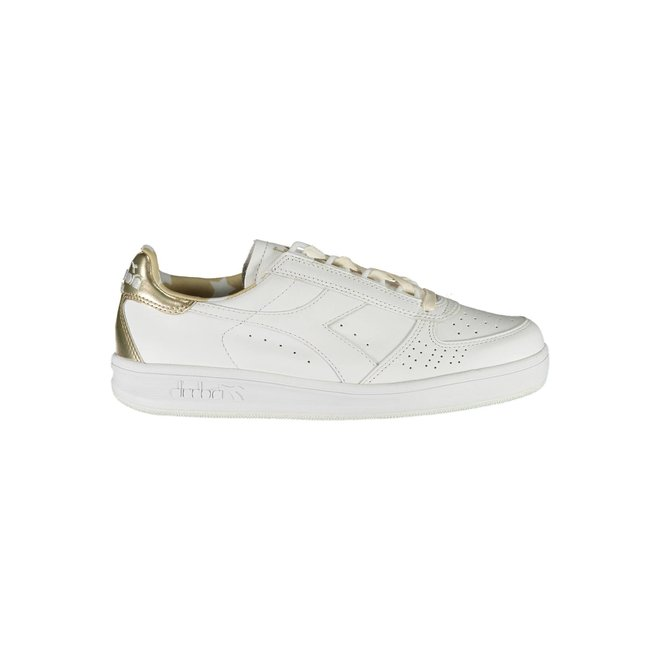 B. Elite Liquid Shoes Women - White/Gold