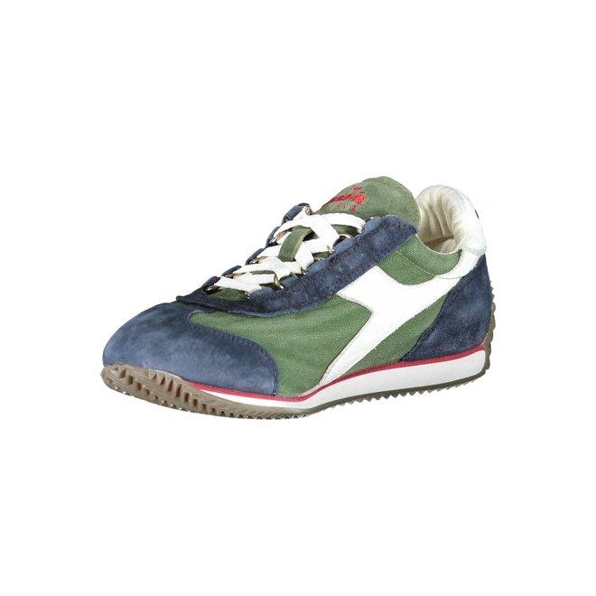 Equipe Stone Wash 12 Heritage Sneakers Women - Blue/Green/White