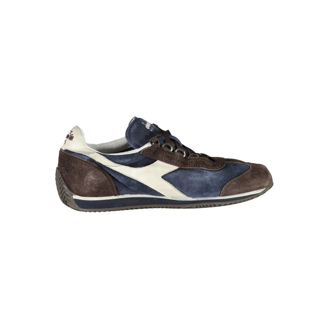 Equipe S. SW Heritage Sneakers Women - Blue/Brown/White
