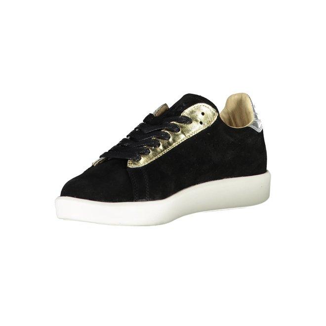 Game Suede Sneakers Women - Black