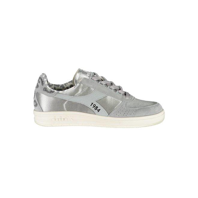 Game low Animal Women Sneakers - Silver