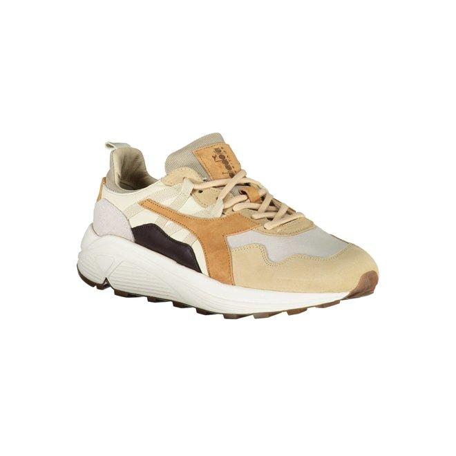 Rave Suede Leather Shoes Men - Beige