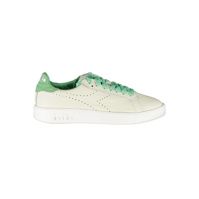 Game L Low Waxed Sneakers Women -off white