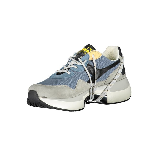 N9000 TXS H Stone Wash Sneakers Men - Blue