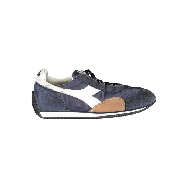 Heritage Sneaker Shoes Women - Blue/Brown/White