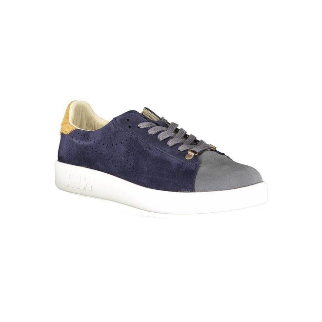 Game H Kidskin Heritage Shoes Men - Blue