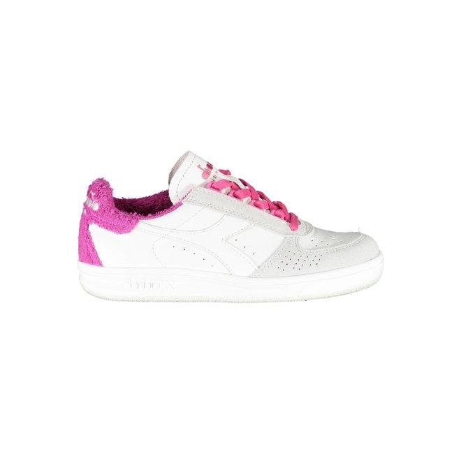 B. Elite Sponge Sneakers Women - White/Pink