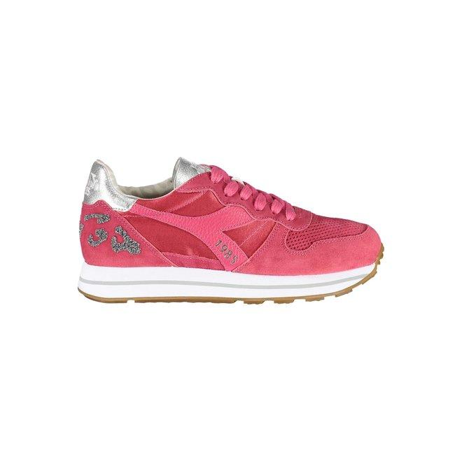 Red Animal Sneaker Women