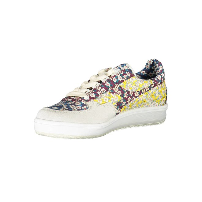 B. Elite Liberty Patchwork Heritage Sneakers Women - Multi Flowers