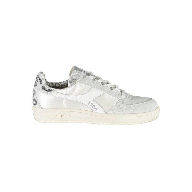 Game low Animal Women Sneakers - White/Silver