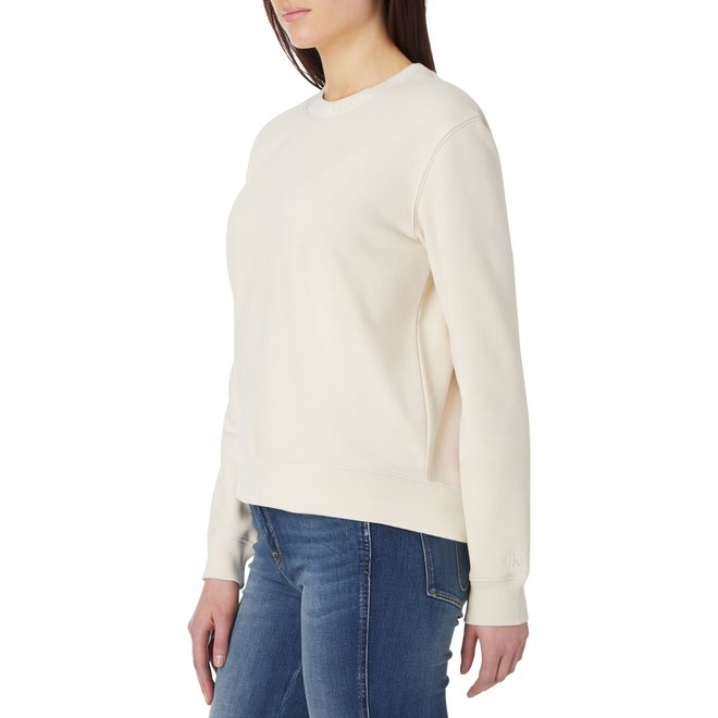 Trim sweatshirt