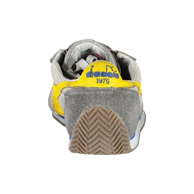 Camaro Sneakers Women  - Grey/yellow