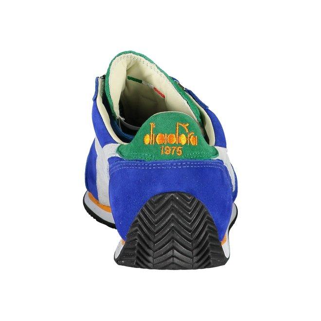 Equipe Kidskin Heritage Sneakers Women - Cobalt Blue