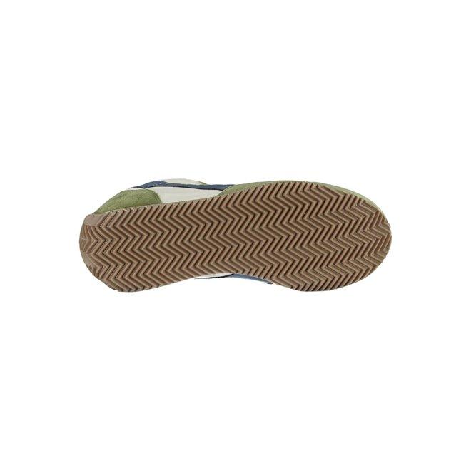 Equipe Stone Wash 12 Heritage Sneakers Women - Green/White/Blue