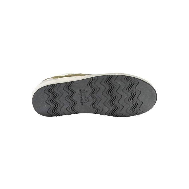 B. Original H Leather Dirty - White/Green