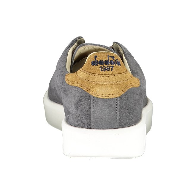 Game H Kidskin Heritage Shoes Men - Grey