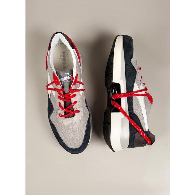 N9000 TXS H Stone Wash Sneakers Men - Grey