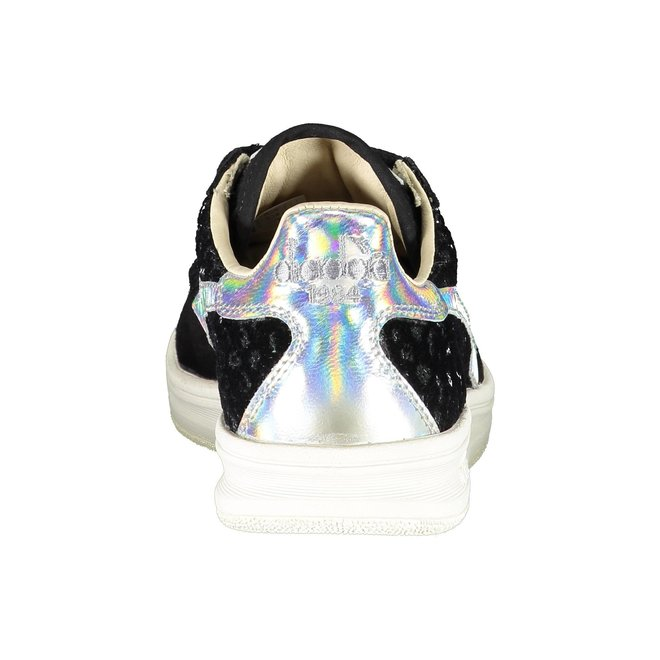B. Elite W Shoes Women - Black/Silver