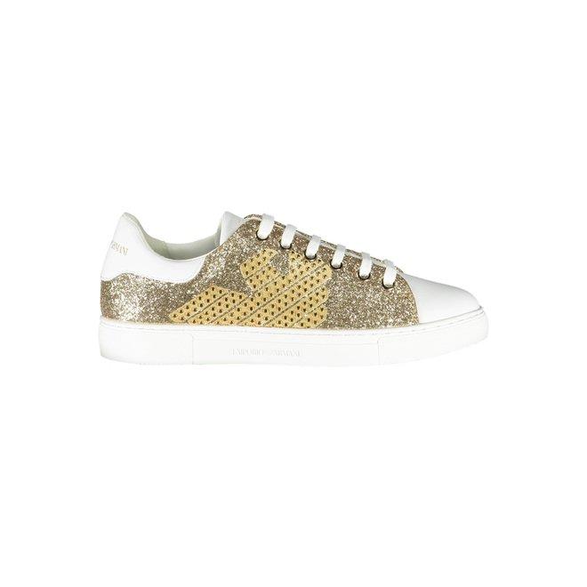 Women's EA Sneakers - Gold